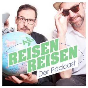 Bester Reisepodcast - Reisen Reisen mit Michael Dietz und Jochen Schliemann