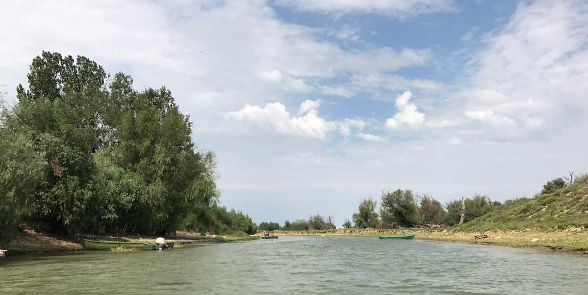 Rumänien Podcast Donau Delta