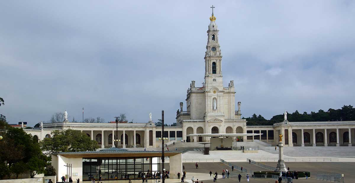 Der Wallfahrtsort Fatima im Portugal Podcast