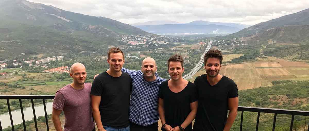 Reisegruppe Georgien Welttournee der Reisepodcast
