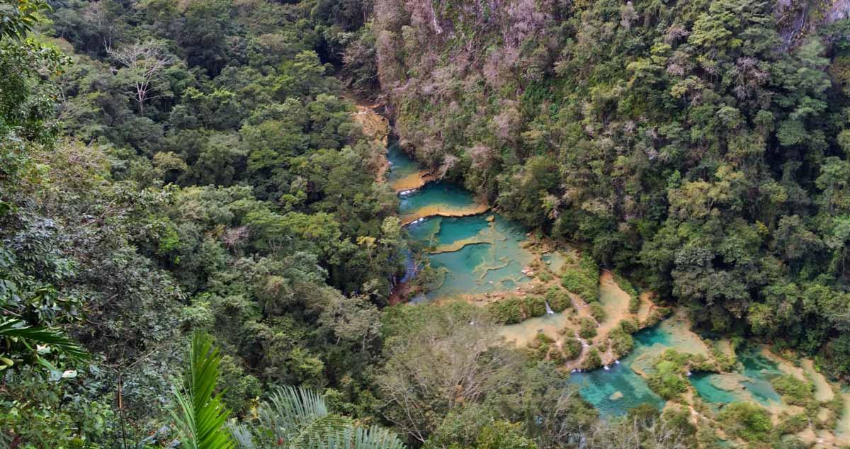 Guatemala Podcast - Seymuc Champey Welttournee der Reisepodcast