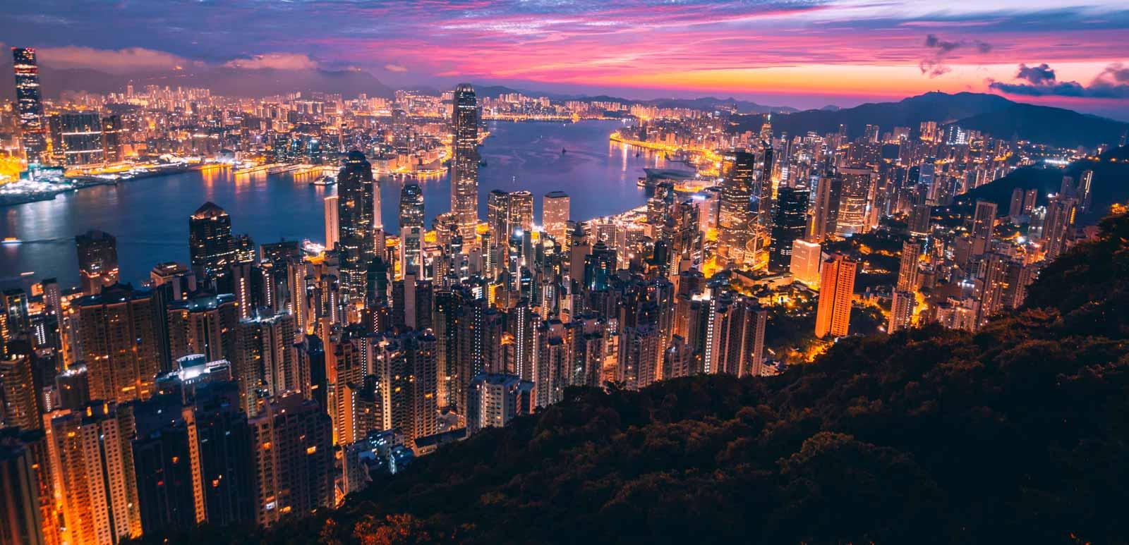 Hong Kong Podcast Welttournee