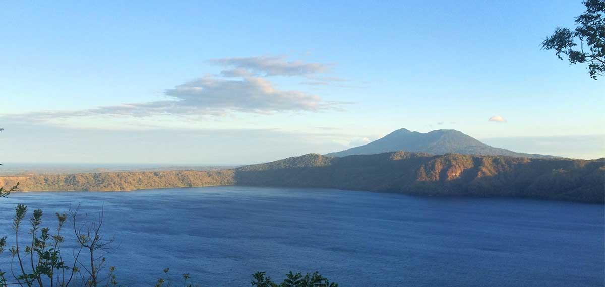 Laguna de Apoyo im Nicagarua Podcast / Reisen durch Nicaragua