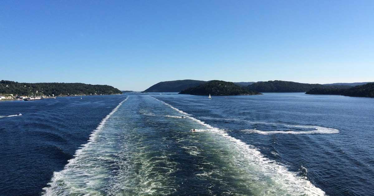 Oslo Podcast der Oslo Fjord Welttournee der Reisepodcast