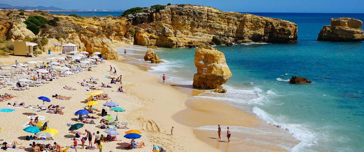 Die Algarve im Portugal Podcast Weltournee