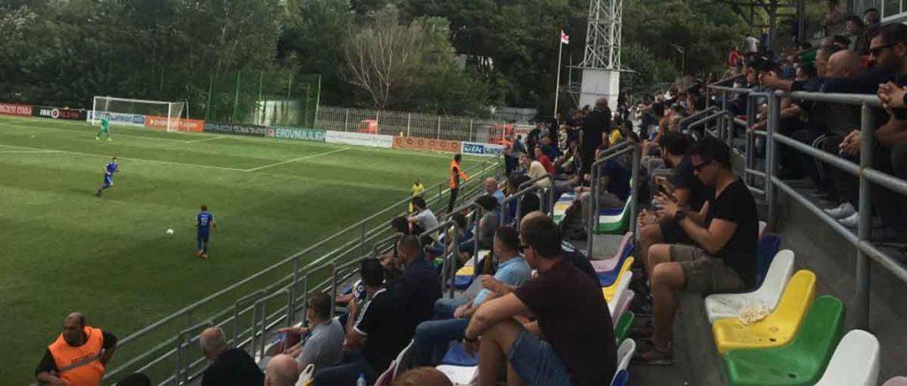 Fußball Tiflis Derby im Georgien Podcast