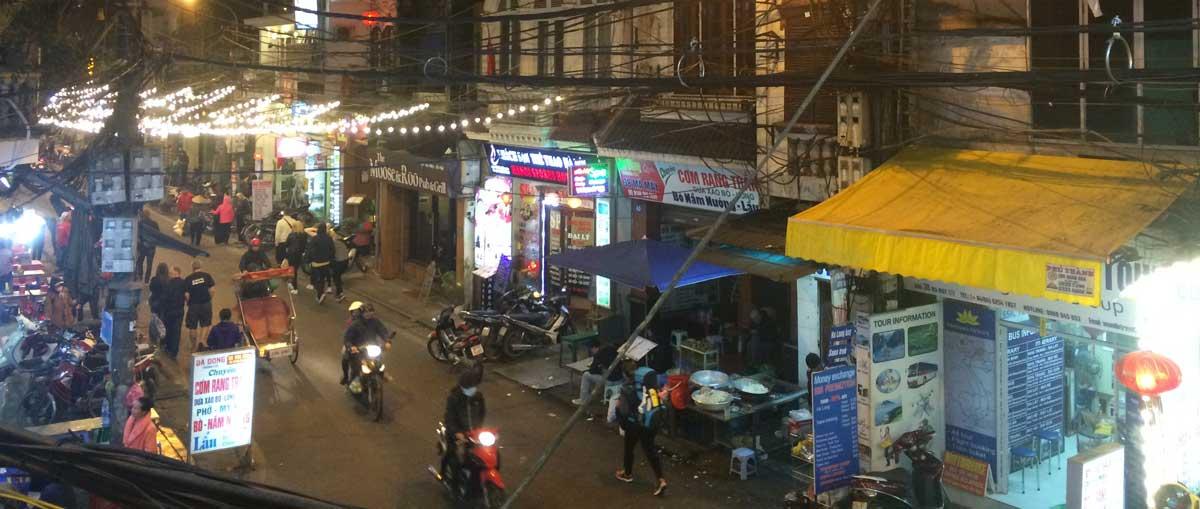 Vietnam Podcast Hanoi - Welttournee der Reisepodcast