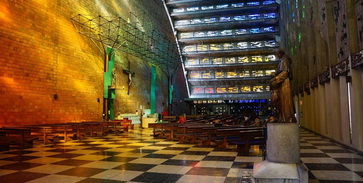 Kathedrale in San Salvador der Hauptstadt