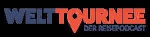 Logo vom Reisepodcast Welttournee
