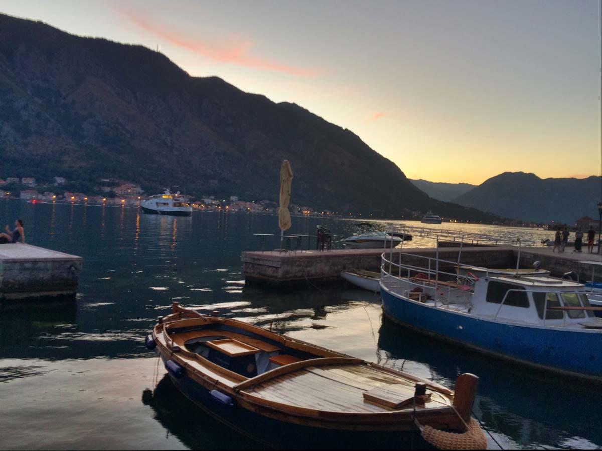 Montenegro Urlaub im Reisepodcast Welttournee