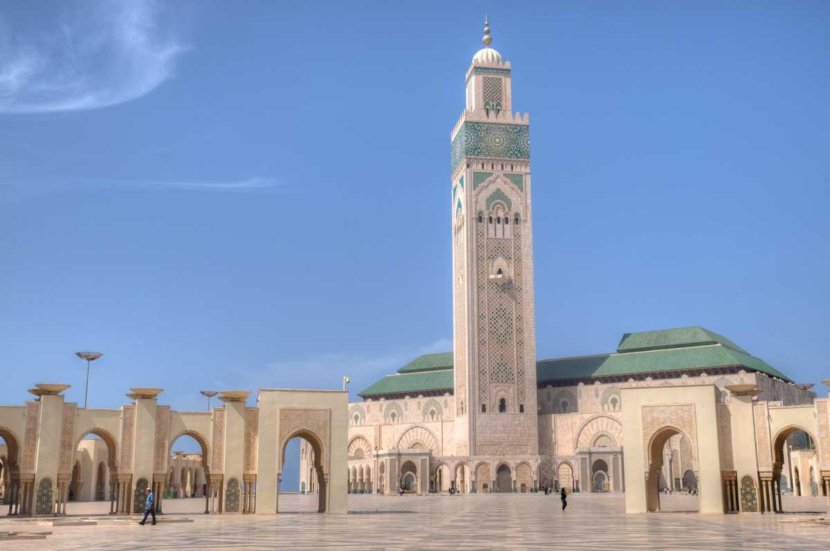Reisetrnds im Reisepodcast in Casablanca