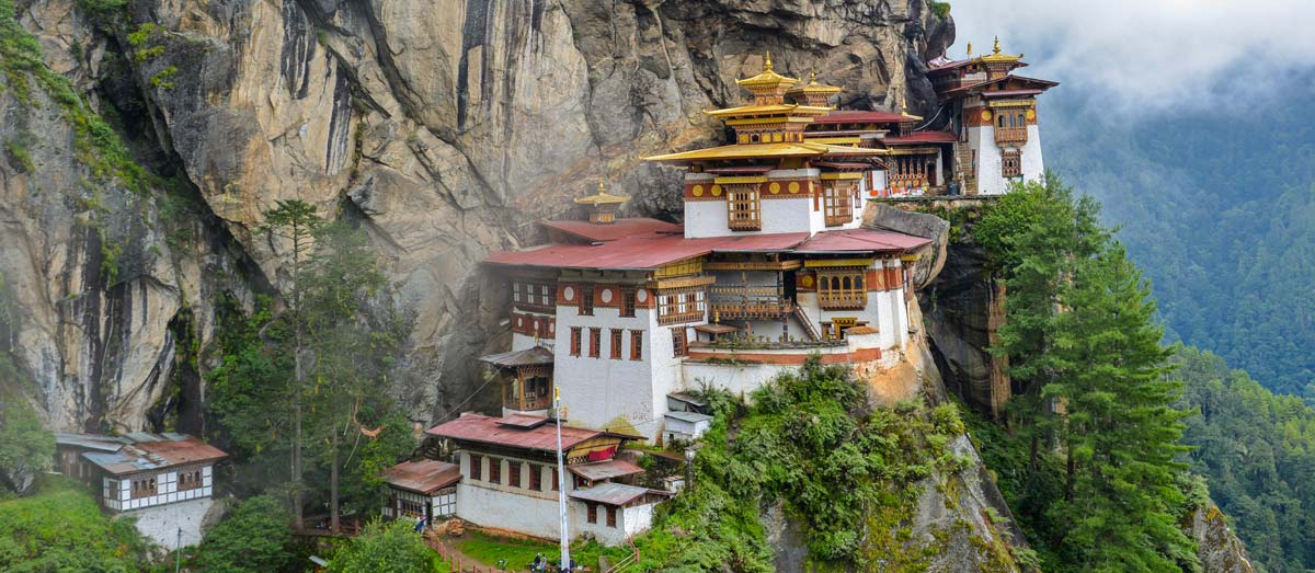 Reisetrends 2020 im Reisepodcast Platz 1 Bhutan