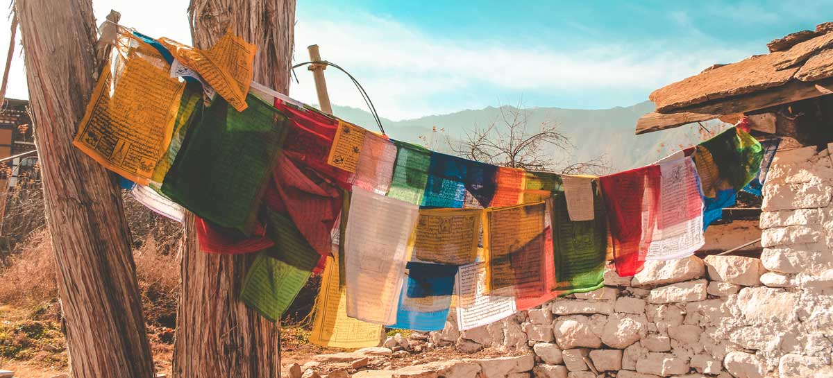 Platz 1 der Reisetrends 2020 Bhutan