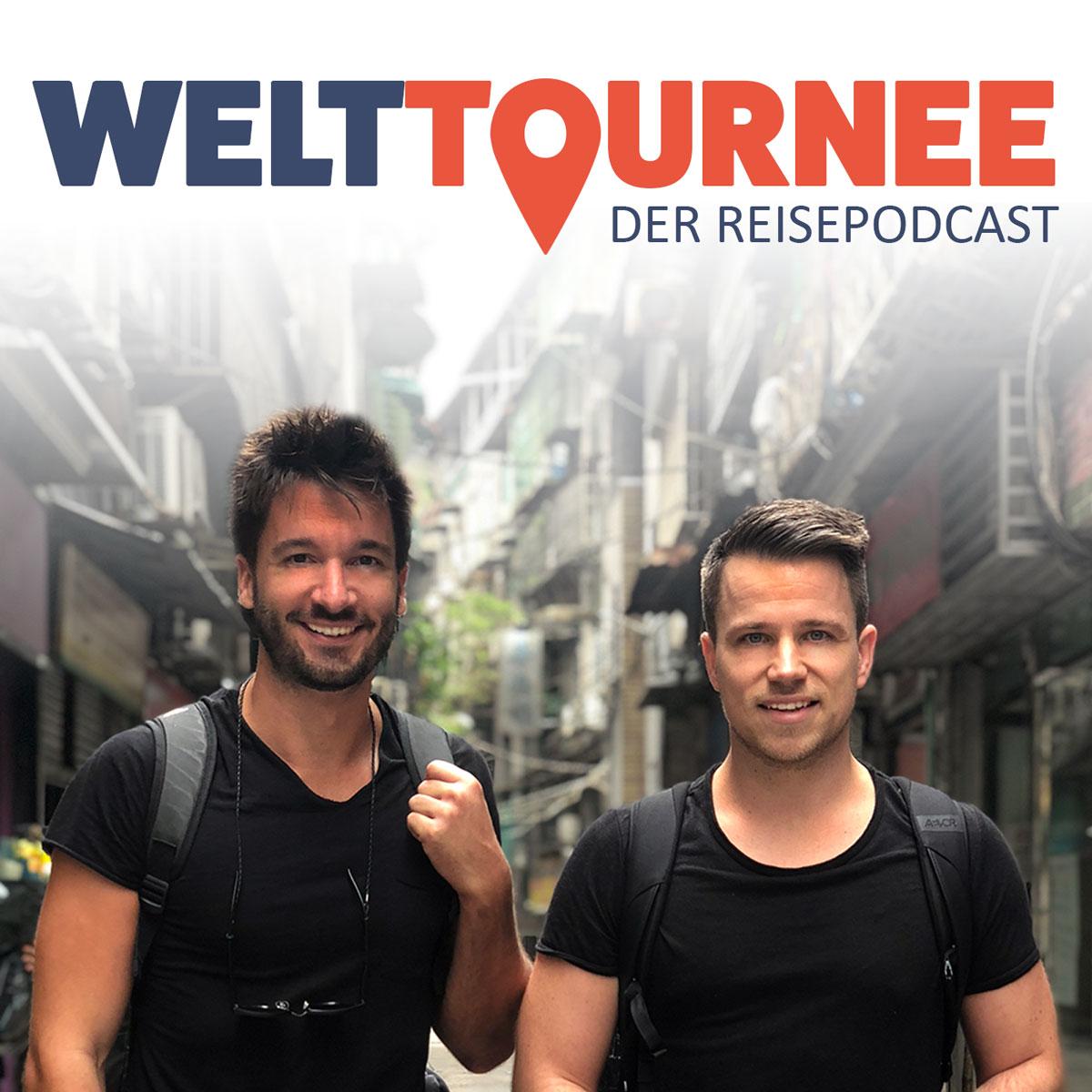 Welttournee Logo Presse