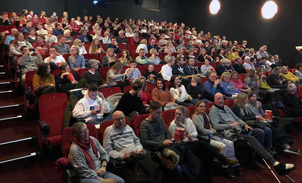 Die Reiseshow im Kino Holzminden