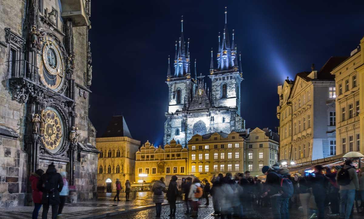 Astronomische Uhr Prag Podcast