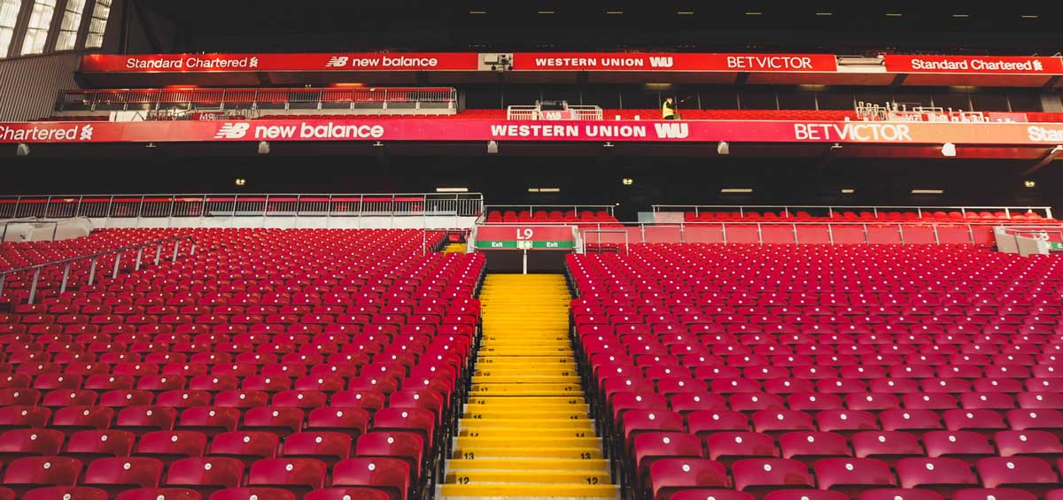 Liverpool Reise beim England Urlaub