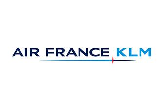 KLM Logo Welttournee