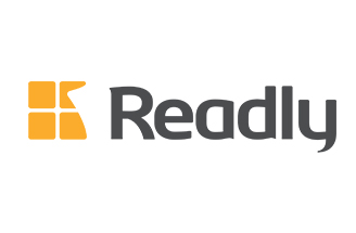 Readly Logo Welttournee