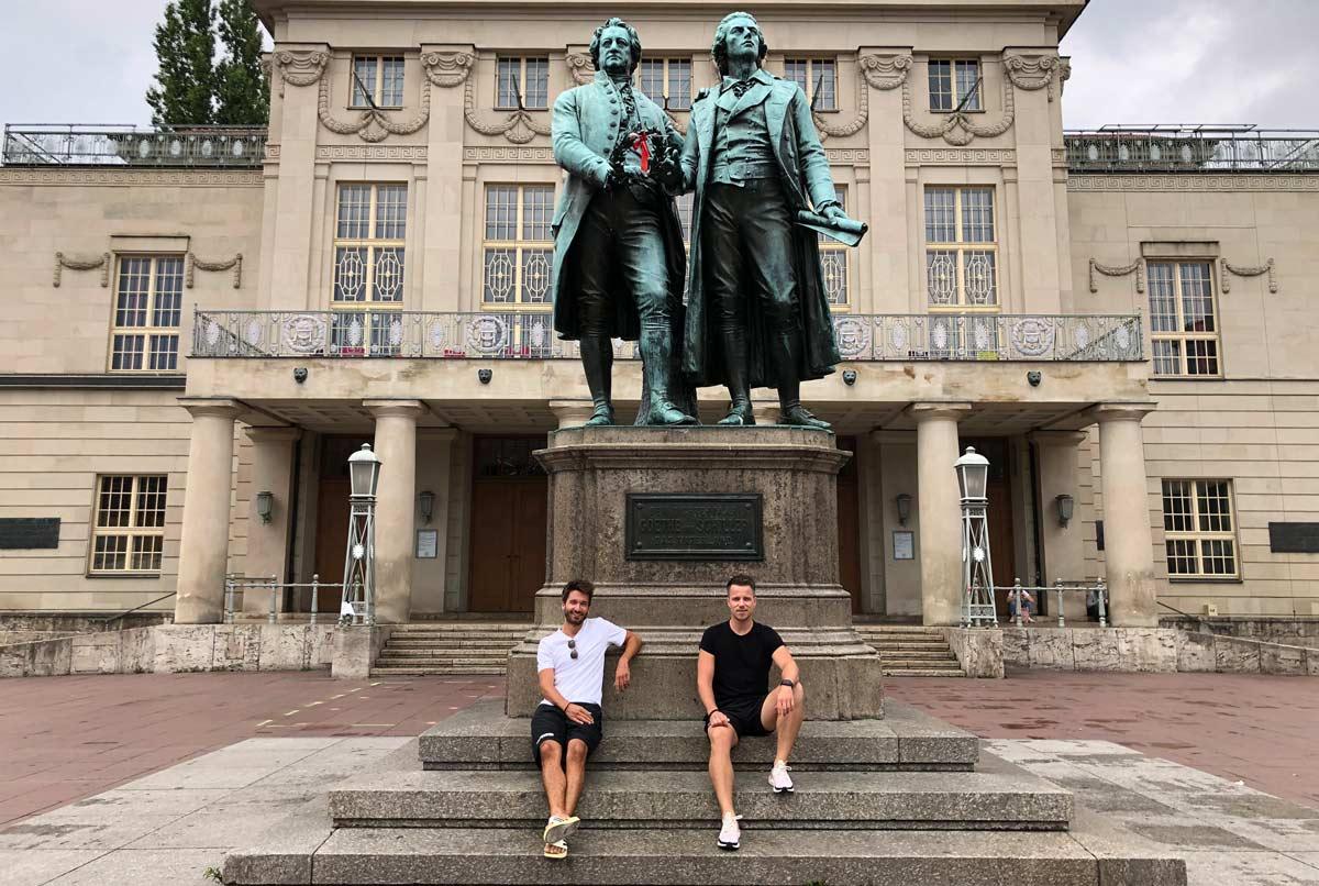 Thüringen Podcast aus Weimar