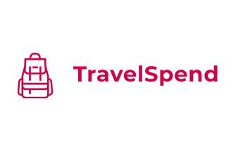 Travelspend Logo Welttournee