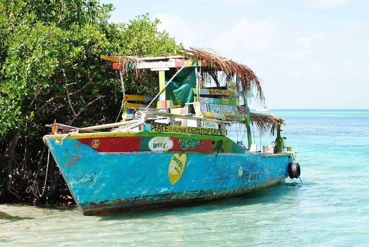 Belize Podcast Welttournee