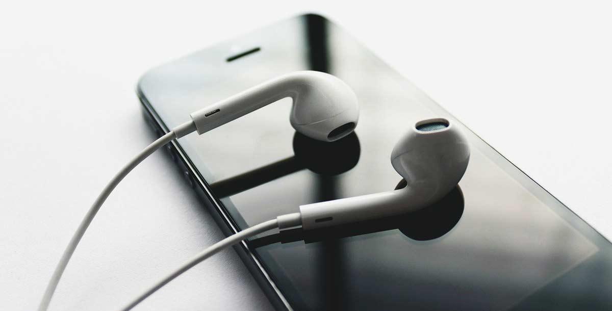 Die beste Technik für Clubhouse - Platz 1 die iPhone Kopfhörer