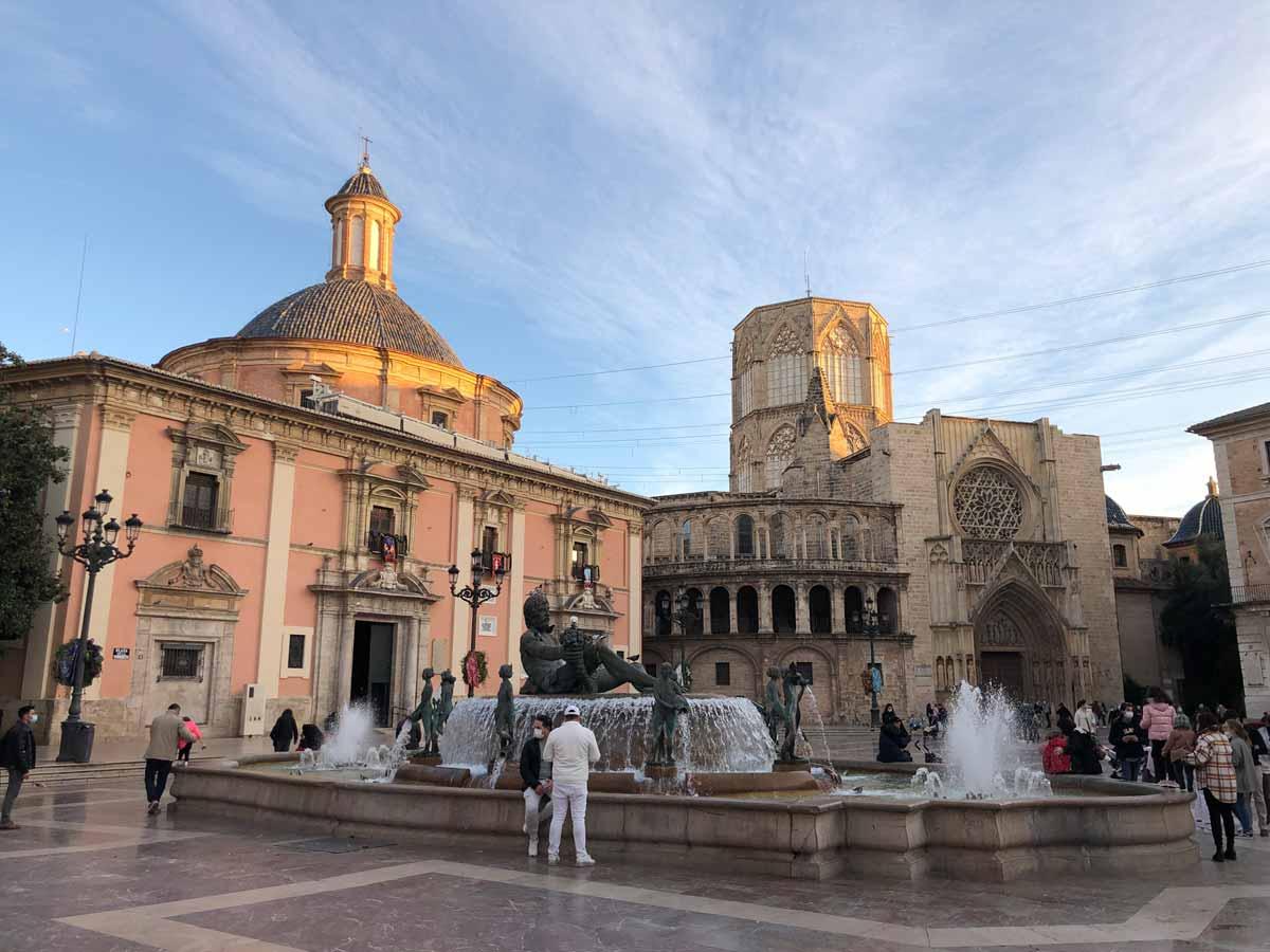 Die Kathedrale im Valencia Podcast