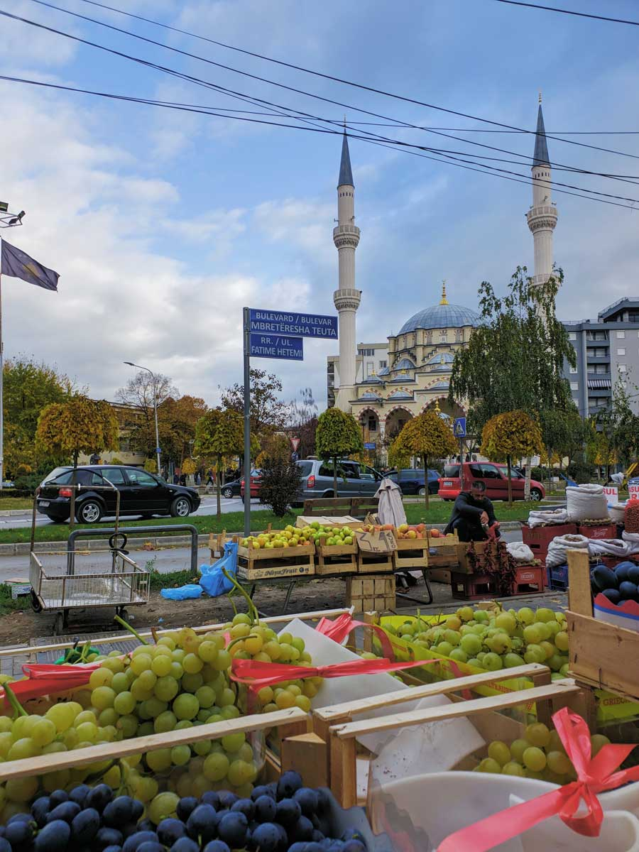 Der Kosovo Podcast Welttournee