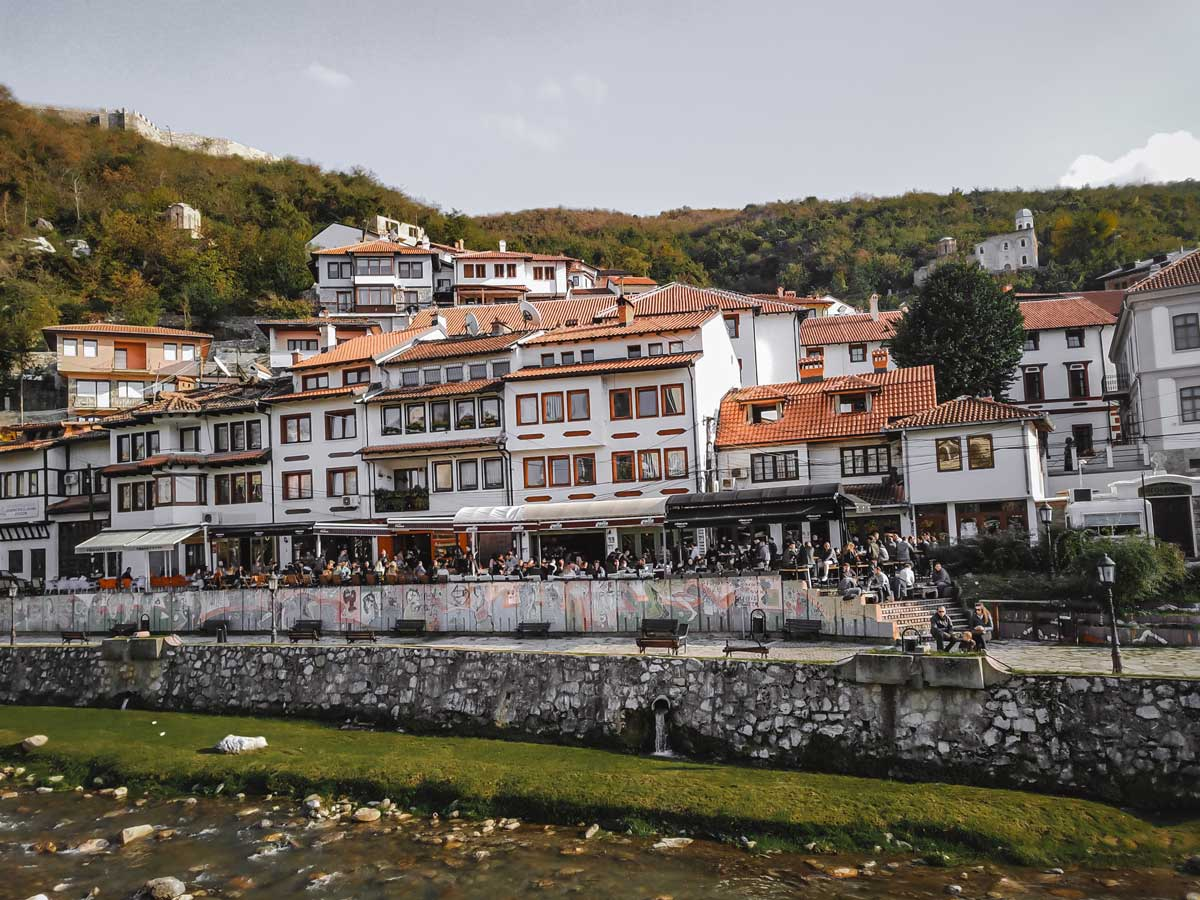 Prizren im Kosovo Podcast