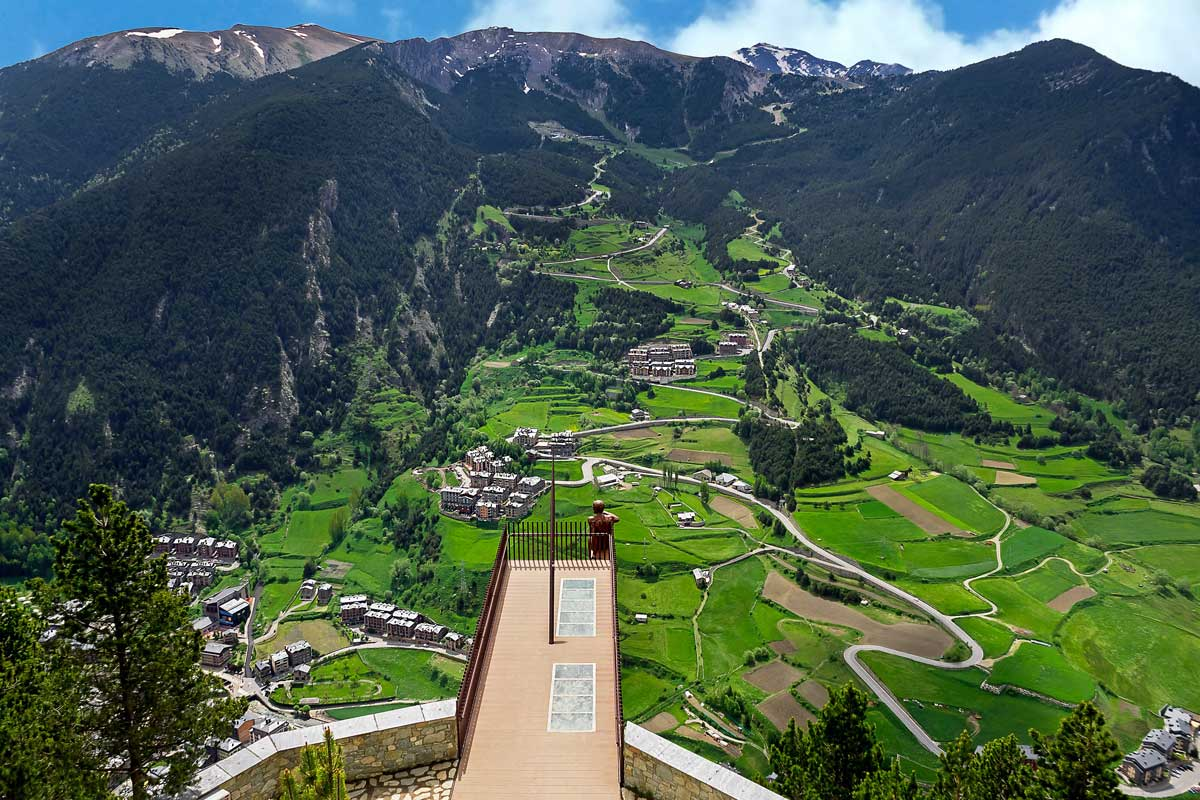 Ein Andorra Urlaub für die Ohren im Reisepodcast
