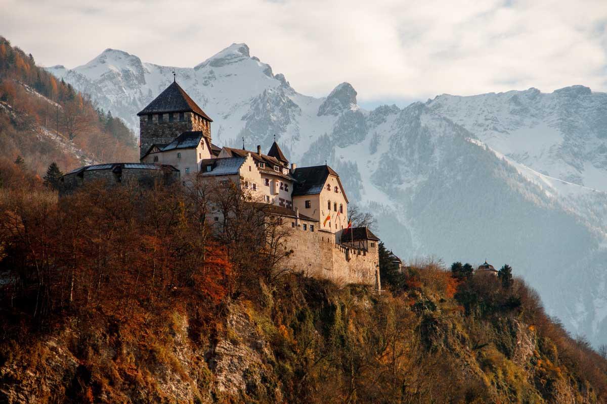 Ein Wochenende Liechtenstein Urlaub im Reisepodcasgt