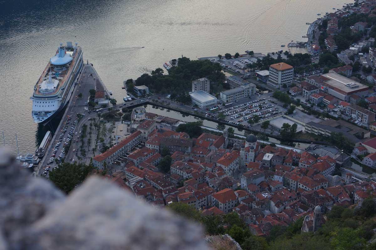 Montenegro Reisetipps: Die Bucht von Kotor