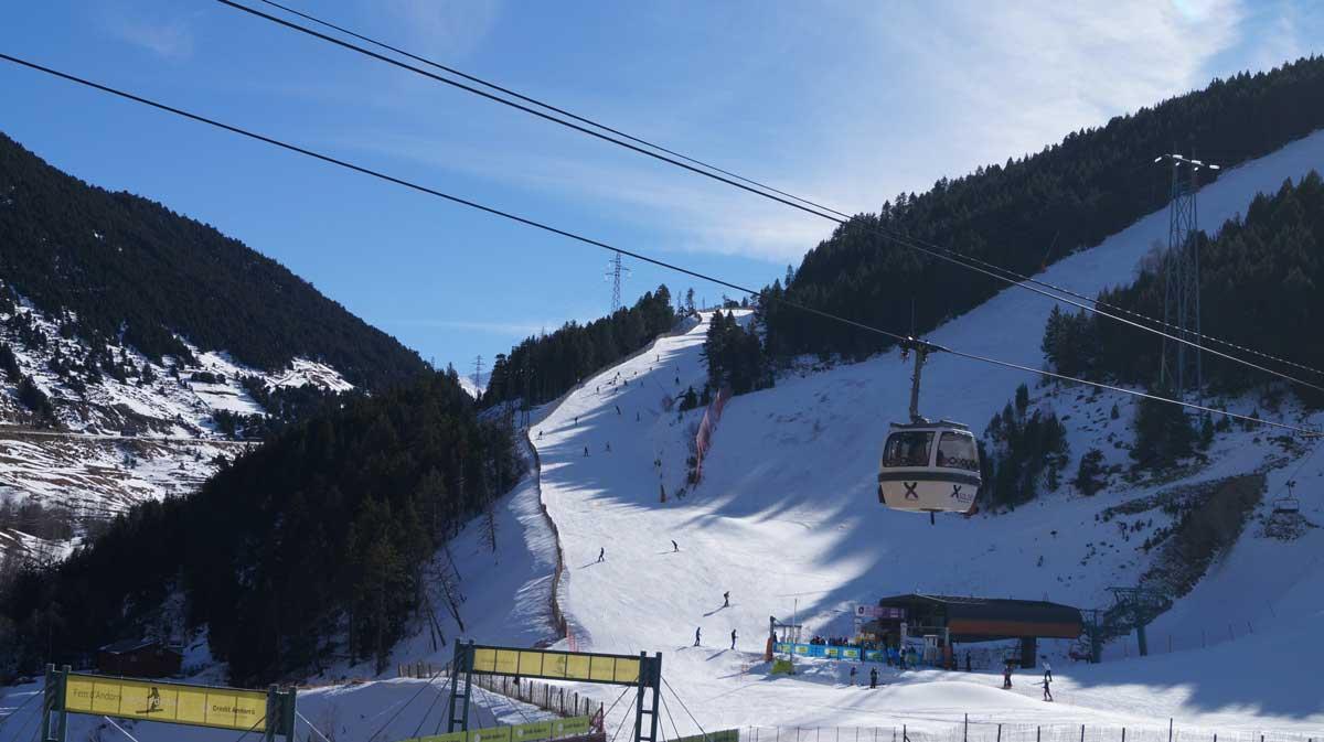 Winterurlaub im Andorra Podcast