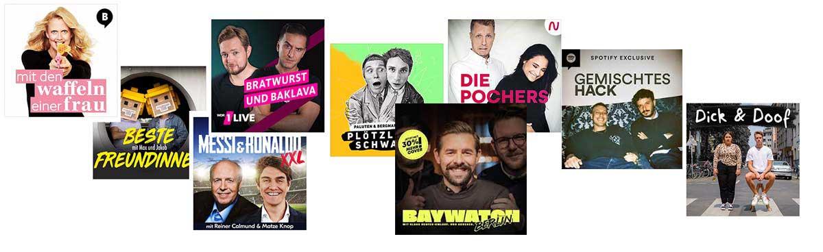 der beste comedy podcast 2021